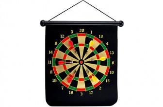 """UKXHY 15 """" Roulant : un jeu de fléchettes à petit prix"""